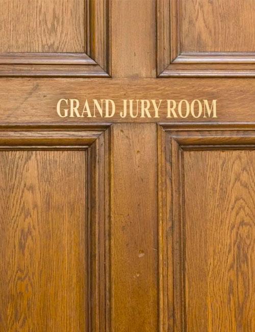 Grand Jury Texas
